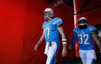 Chargers QB Rivers Expects A Challenge From Former Teammate Saturday