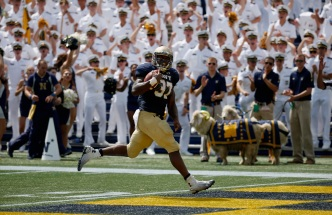 Defense Secretary: Navy's Reynolds, Swain Can Play in NFL