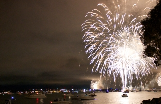 New Rules for Firework Show Cleanup in San Diego Bay