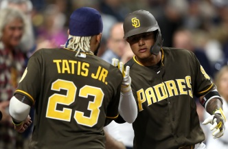 Padres to Unveil New Brown Uniforms November 9