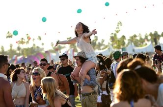 Highest Attendance Ever Expected at Coachella Festival
