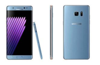 Samsung Stops All Sales of Samsung Galaxy Note 7