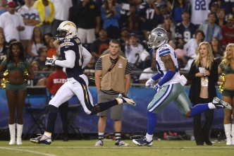 Chargers at 49ers : Who To Watch For