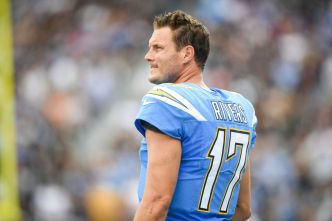 Chargers Quarterback Philip Rivers Off to a Great Start