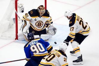 Bruins Pull Away from Blues, Force Game 7 of Stanley Cup