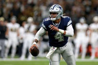 Saints Top Cowboys in 12-10 Defensive Struggle