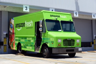 Grocery Delivery Competition Heats Up