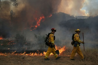 CAL FIRE Hires Surge of New Firefighters Across State