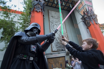 Man Legally Changes Name to Darth Vader