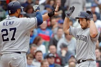 Padres Snap Cubs Winning Streak
