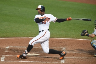 Adam Jones is Back in San Diego as the Padres Face the Orioles