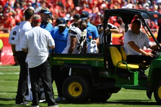 Chargers Keenan Allen Out for Season