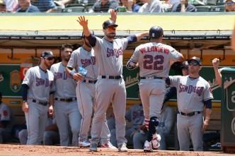 Padres Drop Series Finale against Athletics
