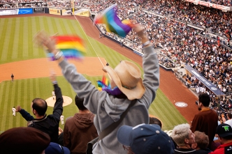 """Padres To Host 1st Official """"Pride Night"""""""