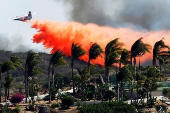Cocos Fire Fully Contained at 1,995 acres