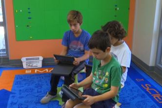 Local Schools Use Video Games To Teach Kids Coding