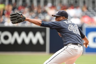Braves Snap Long Losing Skid Against the Padres