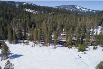 Snow Survey Finds California Water Nearly Doubled