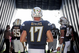 Rivers Hints at Leaving San Diego Chargers