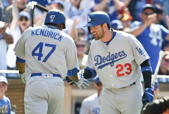 Padres Fall to Dodgers in 17 Innings