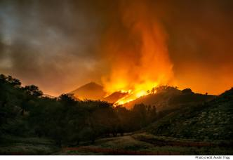 Officials Look to Contain Cocos Fire by Thursday