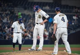 Changes Coming to Padres Bullpen