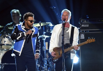 Sting and Shaggy Announce San Diego Show