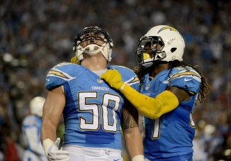 Chargers Update: Is It Time For Te'o To Be Benched?