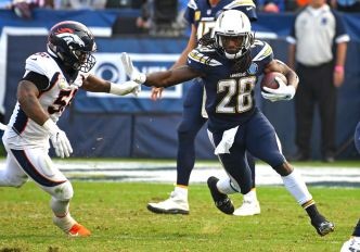 Melvin Gordon Could Play On Sunday For Chargers