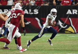 Chargers Sign Practice Squad Players