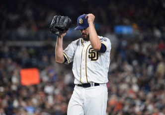Padres Trade Shields To Chicago