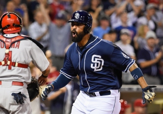 Padres Keep The Good Times Rolling