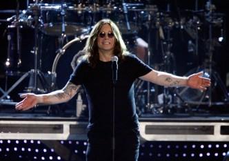 Ozzy Osbourne's Local Show Rescheduled