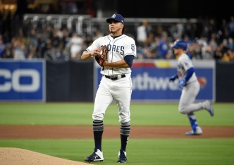 Dodgers Use Homers to Bury Padres