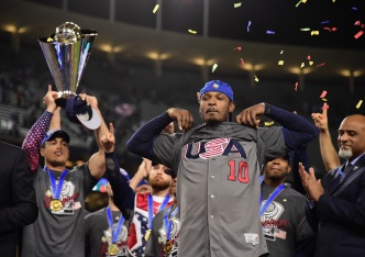 Team USA Wins Its First World Baseball Classic Championship