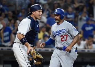 Padres Drop Series Opener Against Dodgers