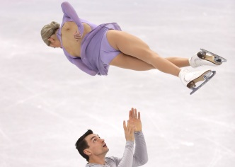 After Life-Saving Surgery, Competing in the Winter Olympics Already a Win for Knierims