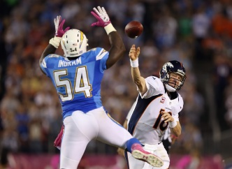 Chargers Linebacker Starts a New Career