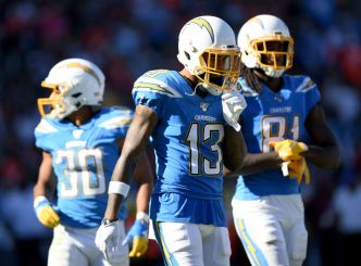 Quiet Chargers Offense Doesn't Silence Keenan Allen