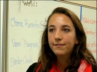 Inspirational Student of the Month: Jenna Belknap