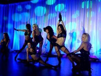 Lollipop Girls Perform