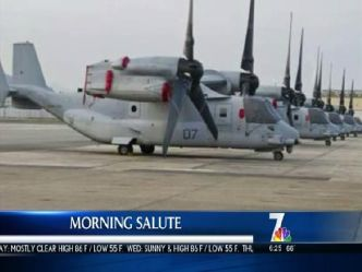 Salute to Marine Helicopter Squadron 265