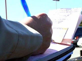 Traffic Ticket Fines vs Fees