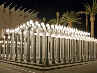 'Urban Light': Final Week Before Restoration