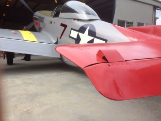 Restored P-51D Mustang, Flown During WWII, Unveiled