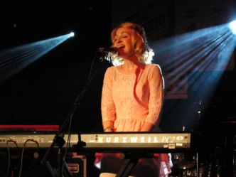 Kate Miller-Heidke Brings Operatic-Pop to SXSW