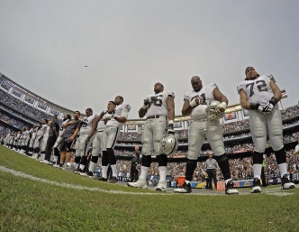Embracing the San Diego Raiders