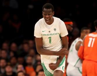 University of San Diego Basketball Takes on Bol Bol, Son of 7'7 NBA Legend Manute Bol