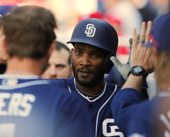 Padres Get Help From Umpires in Win