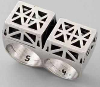 Double Finger Ring